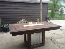 outdoor pit table by jaycidesigns on etsy 950 00 for