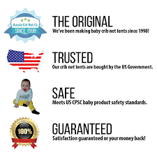 amazon com best baby crib safety net tent tried and tested