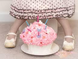 giant cupcake cake simply tale