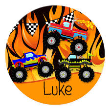 personalize plate trucks boys personalized plate flames personalized boys
