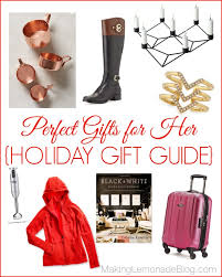 gifts for a woman great gift ideas for gift guide lemonade