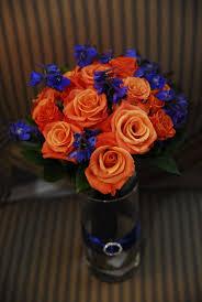 wedding flowers jacksonville fl 84 best navy orange wedding images on wedding