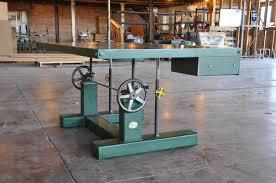 desks vintage industrial furniture