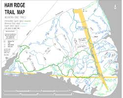 Bent Creek Trail Map Trails