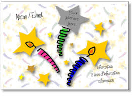 printable birthday party invitation templates to add your photo to