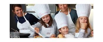 cours de cuisine parents enfants cours cuisine pâtisserie parent enfant école scook pic valence