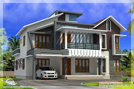 contemporary house plans beautiful modern home elevations cheap
