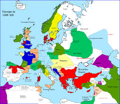 Europe Map Puzzle by Timeline 1080 1100 Interference Alternative History Fandom