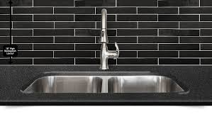 Black Subway Tile Kitchen Backsplash Black Slate Mosaic Kitchen Backsplash Tile Backsplash Com