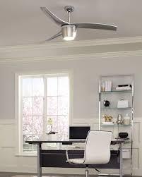 monte carlo skylon ceiling fan model 3skyr56snd in nickel chrome