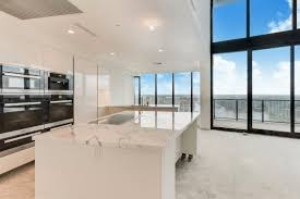 Porsche Design Kitchen by Porsche Tower Unit 4204 Sunny Isles Park Lane Realty