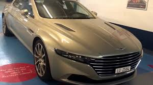2016 lagonda taraf the 1 aston martin lagonda taraf spotted again in copenhagen youtube