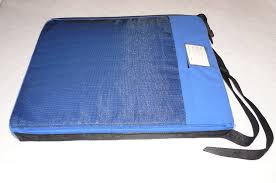 Seat Cushions Stadium Buy Online Memory Foam Sports Stadium Seat Cushions Blue
