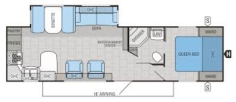 bunkhouse fifth wheel floor plans 2015 jay flight floorplans u0026 prices jayco inc