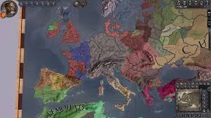 European Map Game by How Crusader Kings 2 Is The Best Game Of Thrones Simulator Around