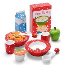 Kitchen Set Toys For Girls Wooden Breakfast Set Gift Ideas Pinterest Breakfast Set