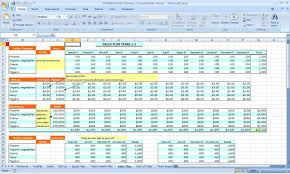 Preparation Of Balance Sheet In Excel by Funding Plan Pro 10 Year Plan For Excel Prepare Financial Plan