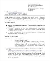 resume writing format for freshers resume format for freshers computer science engineers free