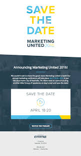 Save The Date Emails 5 Emails To Send To Maximize Event Attendance U2013 Eventgrid Blog
