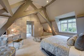 Create A Place For Everything In A Loft Conversion - Convert loft to bedroom