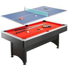 pool table ping pong table combo maverick 7 ft pool table with table tennis