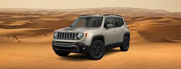 new jeep renegade 2017 jeep renegade desert hawk limited edition
