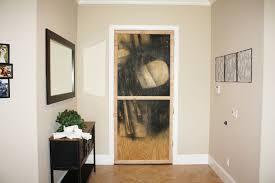 Temporary Door Solutions Interior Temporary Door U0026 Magdoor Temporary Magnetic Closing Dust Door