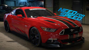 mustang gt rtr need for speed 2015 tunando e testando o ford mustang gt rtr