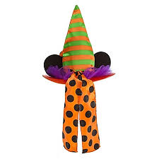 disney halloween hat minnie mouse witch with ears
