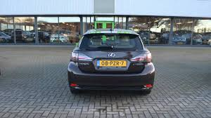 lexus ct200h premier lexus ct 200h luxury line youtube