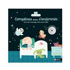 si e auto comptine livre cd comptines pour s endormir pour enfant de 3 mois à 3 ans