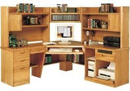 Bush Corner Desks Bush Furniture Cabot Corner Desk With Hutch Corner Desk With