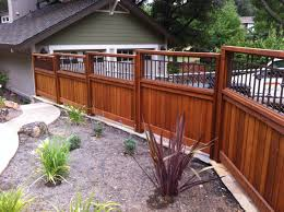 decorative fence panel inserts architectural metals