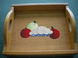 painted serving platters serving tray wooden tray handcrafted acrylic painting and
