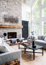 Cottage Living Room Rustic Meets Refined In This New Build Family Cottage Cottage