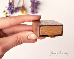 slim engagement ring box the 25 best diy engagement ring box ideas on