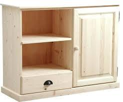 meuble de cuisine brut à peindre armoire pin brut e peindre meuble en pin a peindre cheap superior