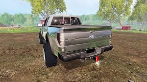 Ford Raptor Truck 2015 - f 150 raptor for farming simulator 2015