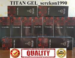 titan gel special gel for men guaranteed original 3pcs