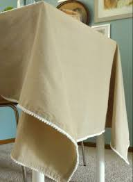 Dining Room Tablecloth Dining Room Makeover On A Wee Budget U2013 The Decor Guru