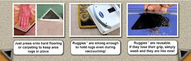Keep Rug In Place Ruggies As Seen On Tv