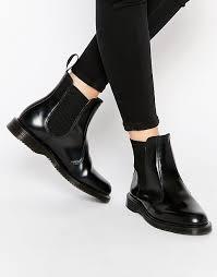 doc martens womens boots australia dr martens dr martens kensington flora black chelsea boots