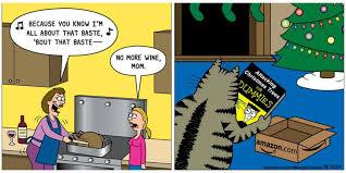 scott metzger christmas comics funny christmas comics