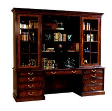 Henkel Harris Desk Executive Category Bookcases Credenzas Image Hhbc92 Bookcase