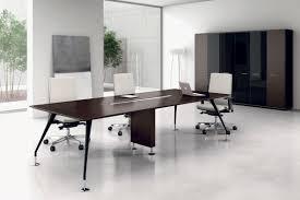 modern boardroom table contemporary boardroom table wooden rectangular enosi evo las