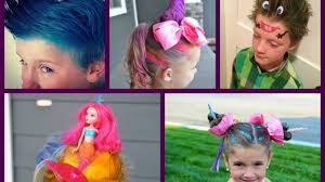 crazy hair day at 30 best ideas for crazy hair day for