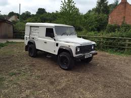 white land rover defender used cars gloucester second hand cars gloucestershire