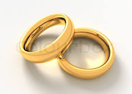 fashion golden rings images Two golden rings stock photo colourbox jpg