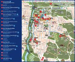 elche city center map