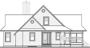 House Plans With Elevations And Floor Plans House Plan W3914a Detail From Drummondhouseplans Com